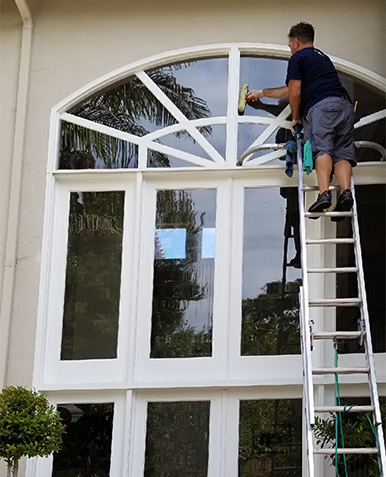 Residential Window Washing San Diego