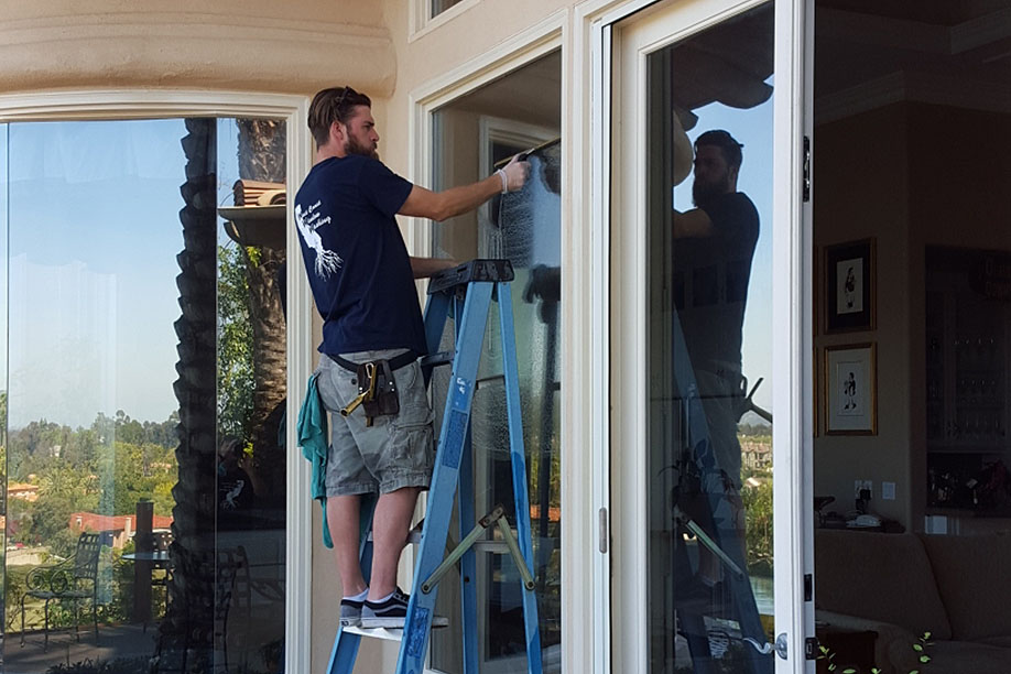 Residential Window Washing Services San Diego