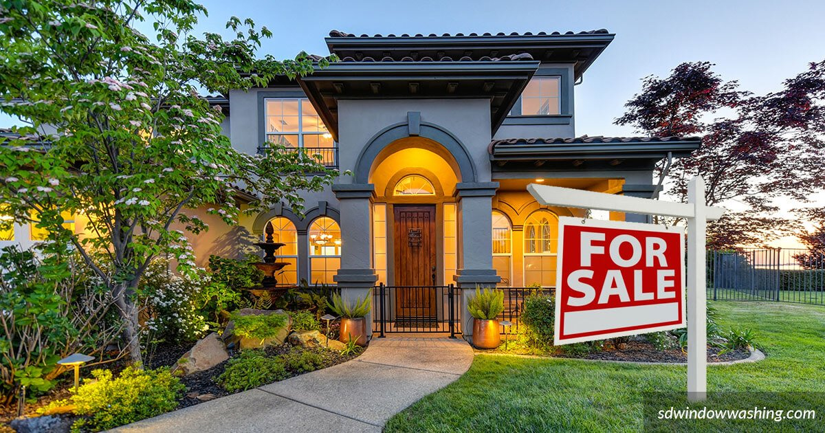 Window Cleaning Services and Renovations Improve Home Resale Value