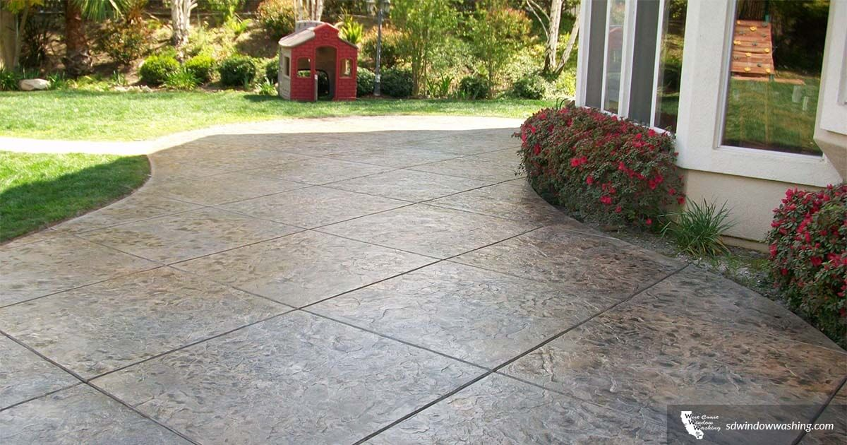Tips For Cleaning Your Concrete Surfaces